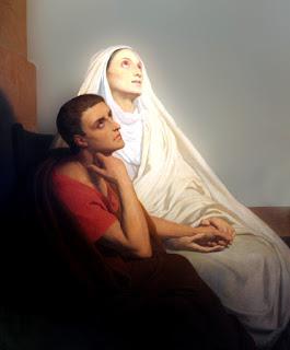 Thánh MONICA (331-387)