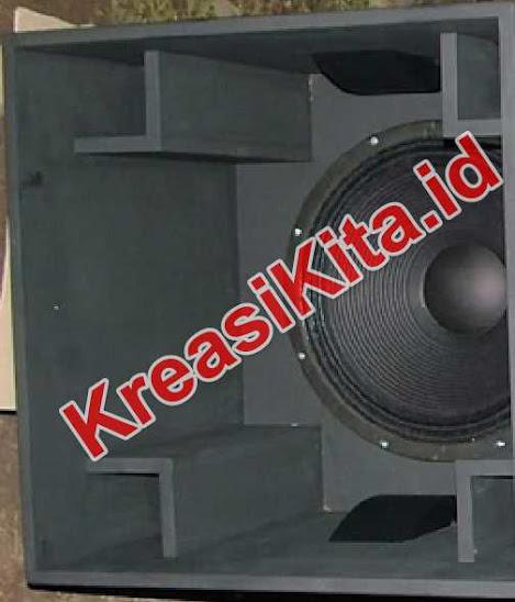 Box Untuk Speaker ACR Excellent 18 Inch