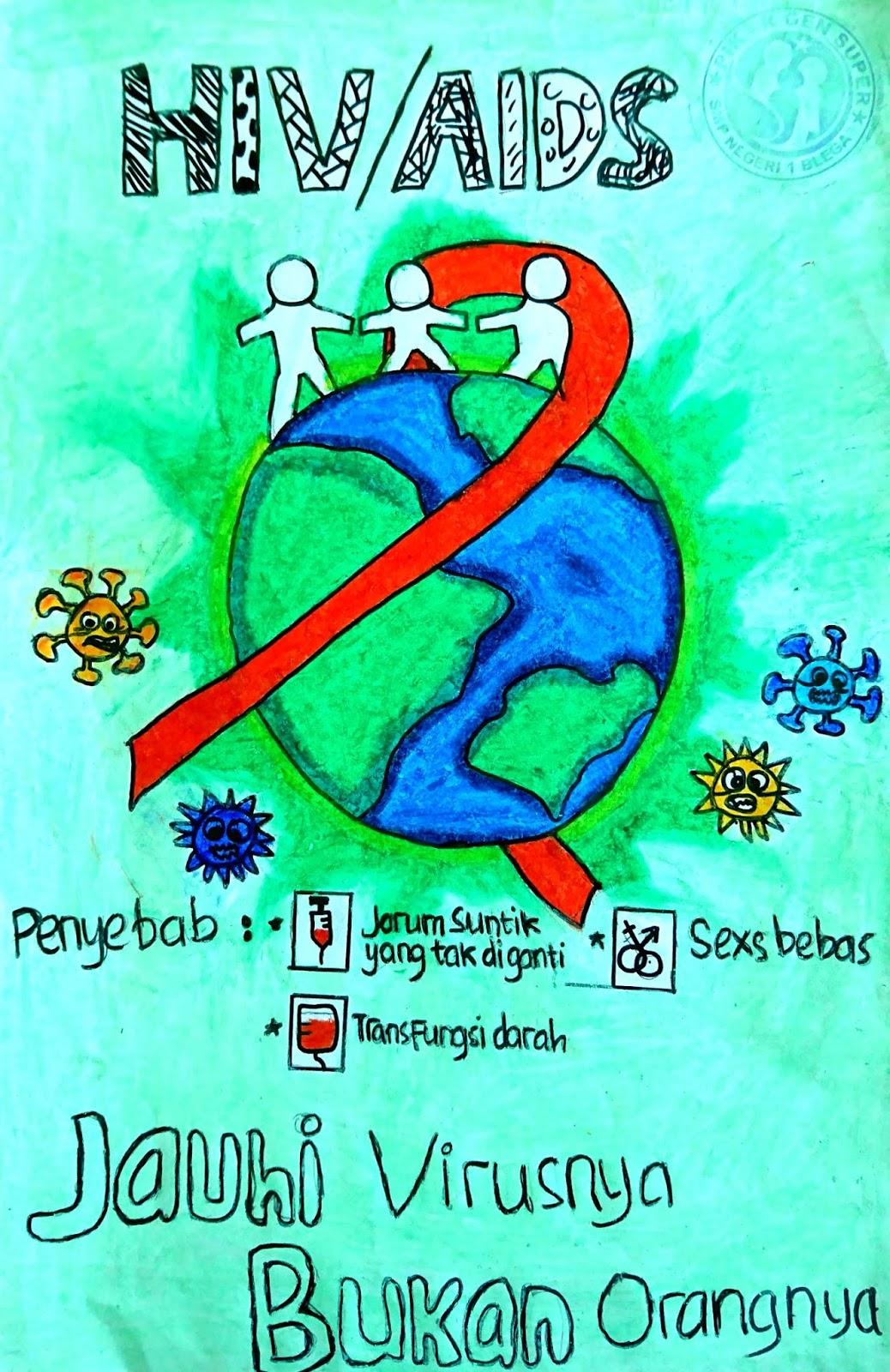 Dapatkan Inspirasi Untuk Poster Hiv Aids Koleksi Poster