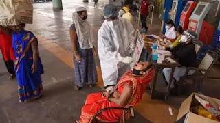 भारत में कोरोना का सबसे बड़ा अटैक, एक दिन में पहली बार 2 लाख 34 हजार नए केस, 1338 मौतों से हड़कंप  | #NayaSaberaNetwork