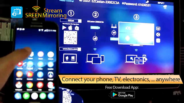 تحميل تطبيق Screen Stream Mirroring