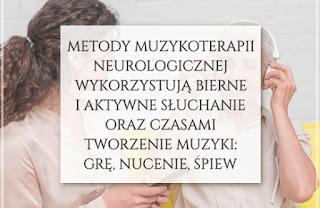 co to jest muzykoterapia neurologiczna