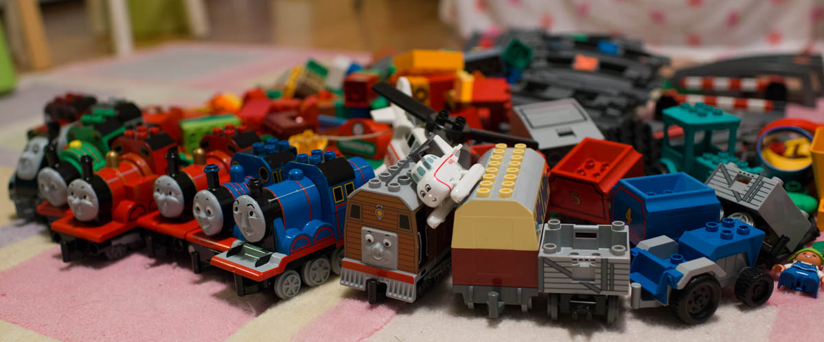 For Sale: FS: LEGO Duplo - Thomas & Friends, Bob the