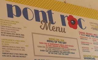 Restaurante Pont Roc