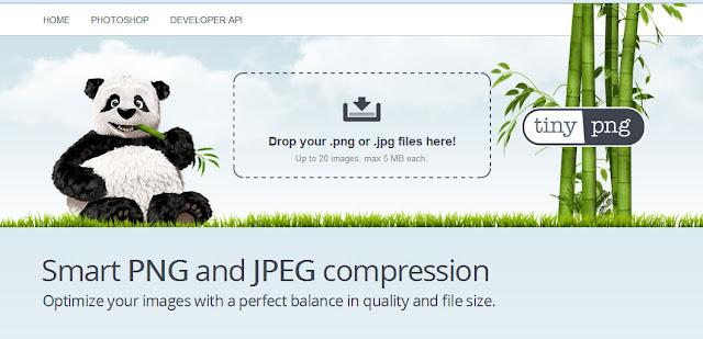 Онлайн сервис сжатия изображений