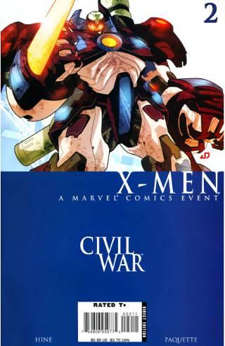 Civil War: X-Men #2 PDF