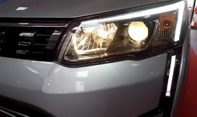 Mahindra Xuv300 Headlights