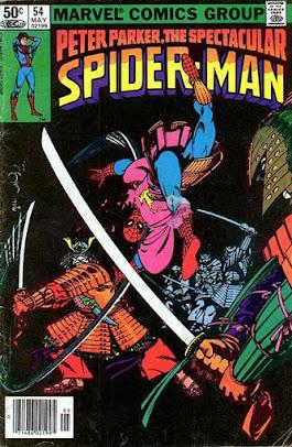 Spectacular Spider-Man #54