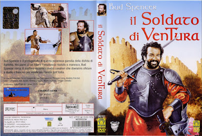Carátula dvd: El soldado de fortuna 1976