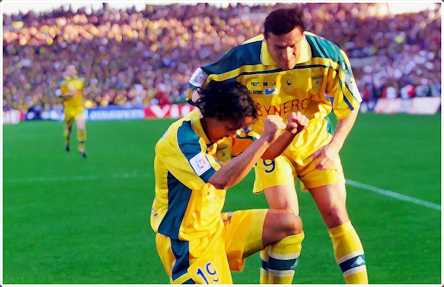 Vahirua Nantes 2000-01
