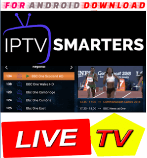 Download Android IPTV Smarters Television Apk -Watch Free Live Cable Tv Channel-Android Update LiveTV Apk  Android APK Premium Cable Tv,Sports Channel,Movies Channel On Android
