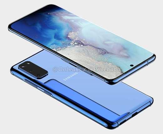 Mengintip Bocoran Desain Samsung Galaxy S11 - Ikuti iPhone 11?