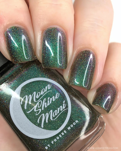 Moon Shine Mani Simply The Best 25 Sweetpeas
