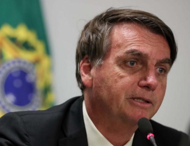 "Presiden Bolsonaro Tolak Vaksin Sinovac China, ""Orang Brazil Tidak Akan jadi Kelinci Percobaan!"""