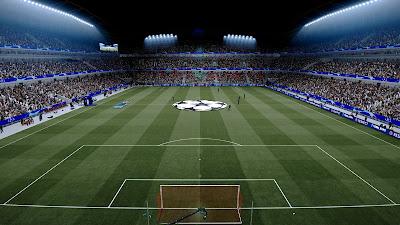 PES 2021 Stadium Allianz Riviera