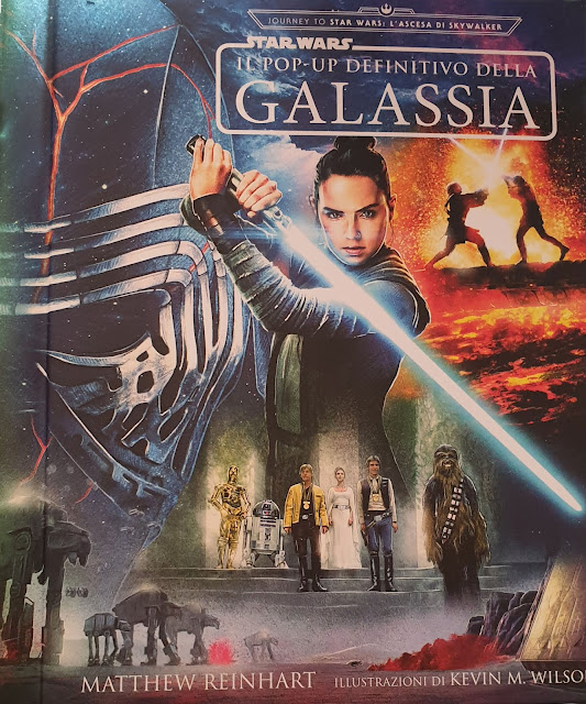 Star Wars Pop-Up Book Galassia Panini