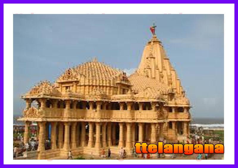 Somnath Temple સોમનાથ મંદિર Prabhas Patan Gujarat In India