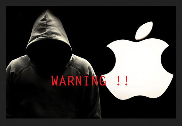 Tidak Seaman Yang Di Tawarkan, Ternyata Beberapa Produk Apple Rentan Serangan Hakcer.