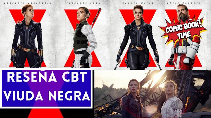 """Cine Reseña: """"Viuda Negra"""", una película más del Universo Marvel Cinematográfico"""