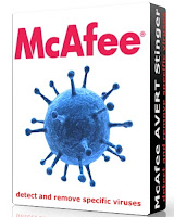 Download Portable McAfee AVERT Stinger 11