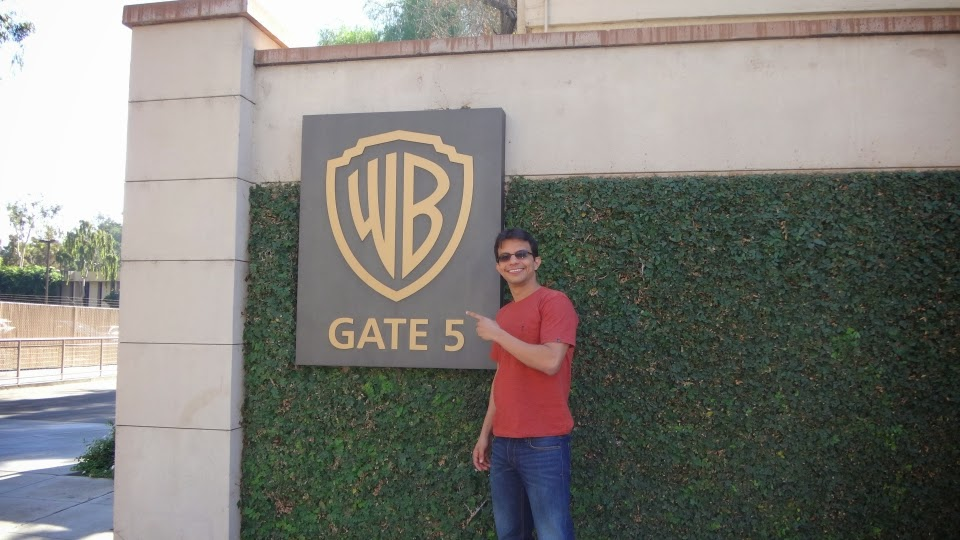 warner bros studio - los angeles