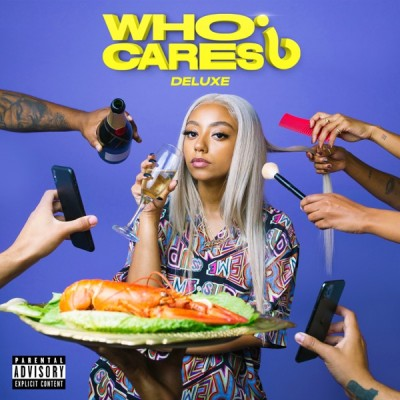 Abby Jasmine - Who Cares (Deluxe) (2020) - Album Download, Itunes Cover, Official Cover, Album CD Cover Art, Tracklist, 320KBPS, Zip album