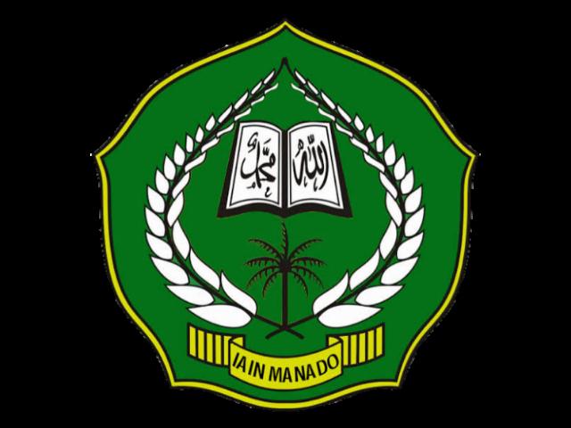 Logo IAIN Manado Format PNG