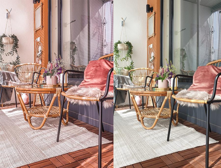 Lightroom preset -esimerkkikuva