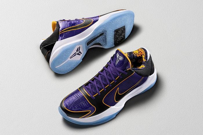 Nike Mamba Week-Kobe Bryant Shoes 5X Champion