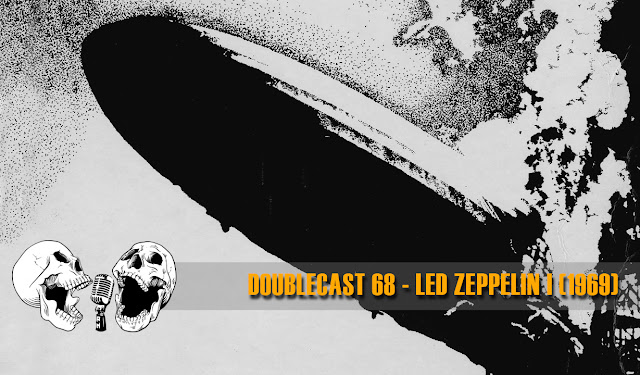 doublecast podcast led zeppelin debut 1969