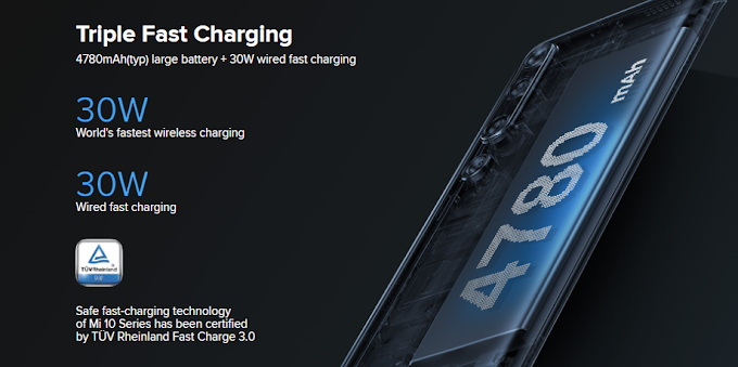 How does xiaomi MI 10 fast charging works? how fast charging works on smartphone