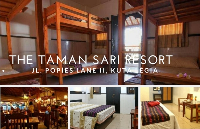 Hotel Murah Bali Taman Sari