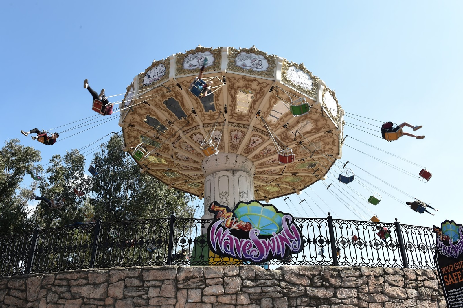Gold Reef City >> You Are Invited Gold Reef City Dares You In Out Around Soweto Blog