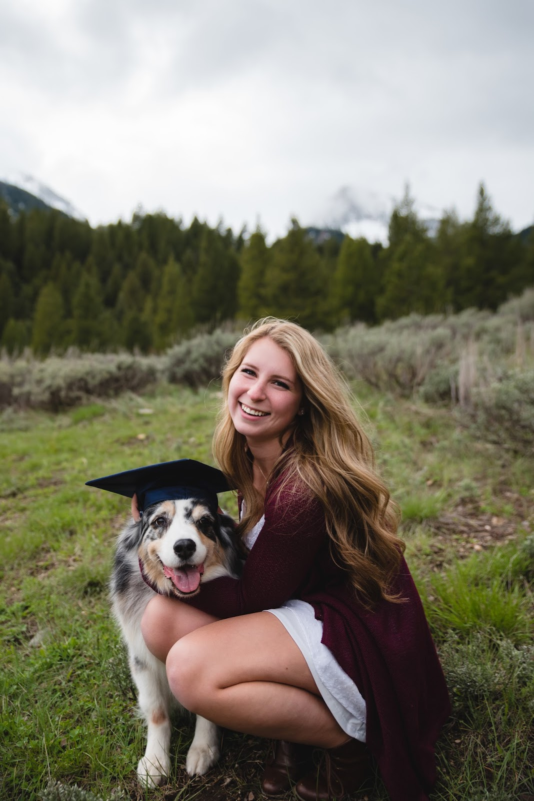 Heather Luczak Photography Mountain Photography, Senior