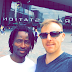 Gay rights activist Bisi Alimi celebrates husband as he turns a year older