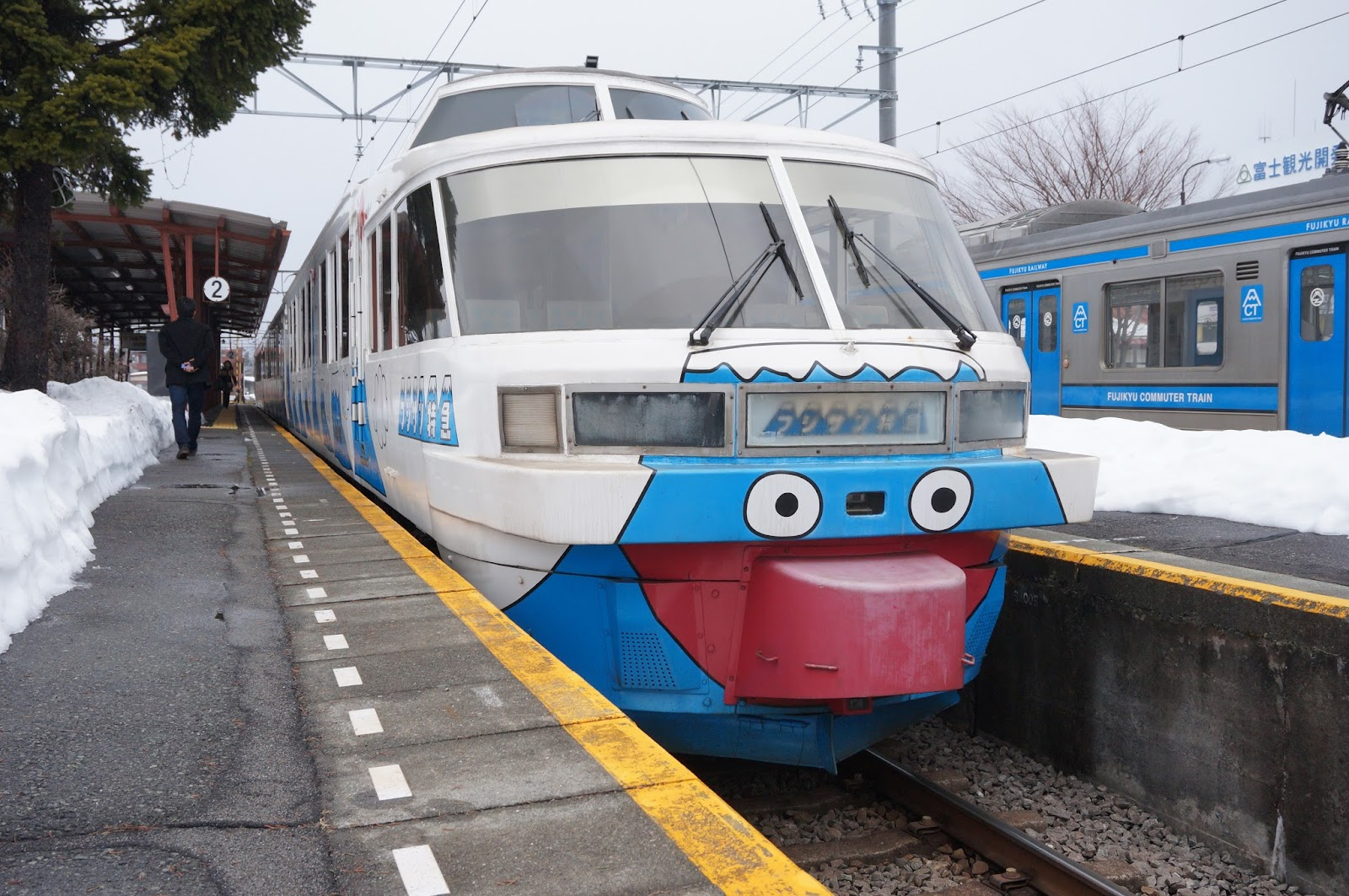 フジサン特急富士急2000形