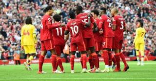 ترتيب الدوري الإنجليزي قبل مباراة اليوم: تعادل ليفربول في الصدارة مع تشيلسي ومانشستر يونايتد