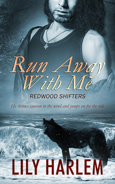Cover Reveal - RUN AWAY WITH ME