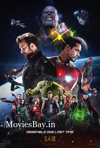 Download Avengers Infinity War 2018 Free 720p HD Full Movie