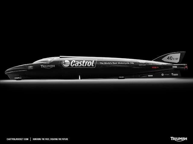 Castrol Rocket