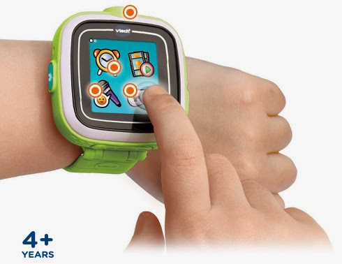 Best Gift Ideas For Boys - VTech Kidizoom Smart Watch (15) 7