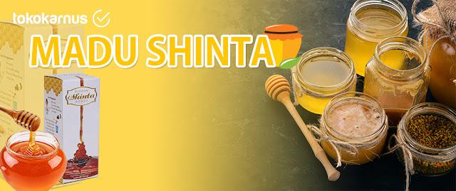 Madu Shinta adalah Madu berkolagen khusus Wanita