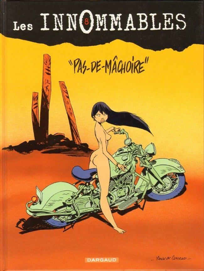 Les Innommables, Tome 9 Pas-de-Mâchoire - Conrad & Yann