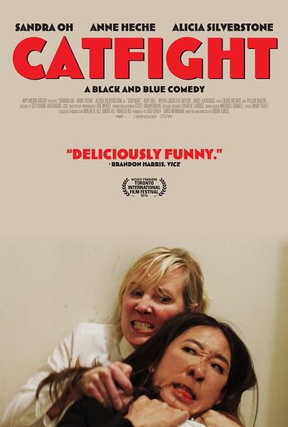 Film Catfight 2017 Bioskop