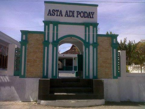 Asta Adi Poday