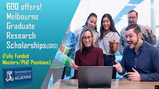 full scholarships for international students