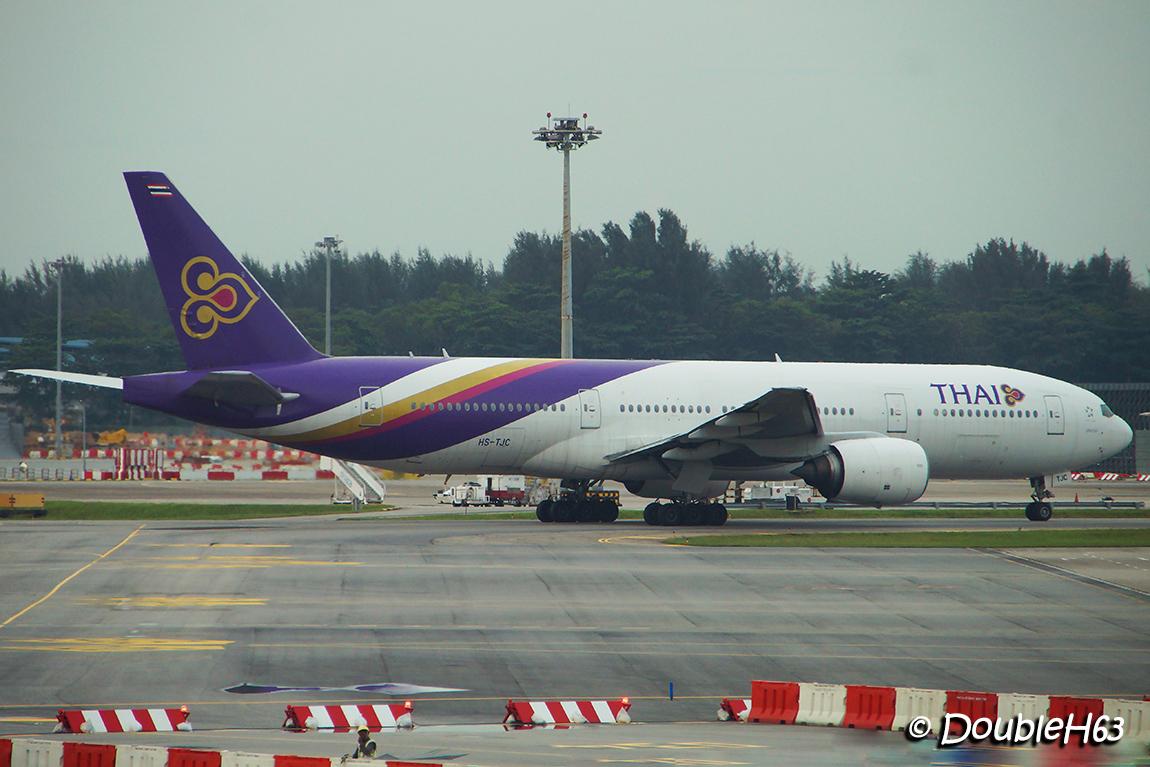 Singapour Changi [SIN-WSSS] DSC09071