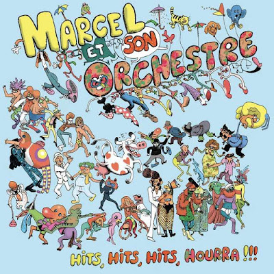 Marcel et son orchestre est de retour le 22 février à l'olympia.