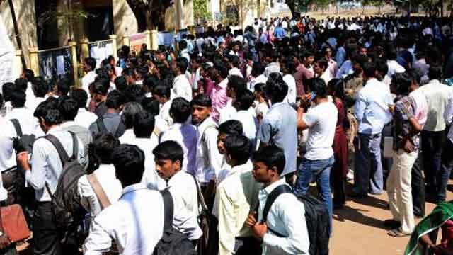 राजस्थान के बेरोजगारों का हक मारते अन्य राज्यों के अभ्यर्थी