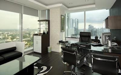 Produktivitas bekerja tergantung pada desain interior kantor